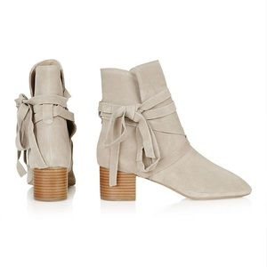 Top shop Anabel Lace-Up Boots